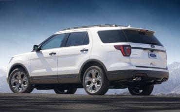 Ford Explorer ST or is it?