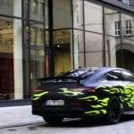 Four door AMG GT4
