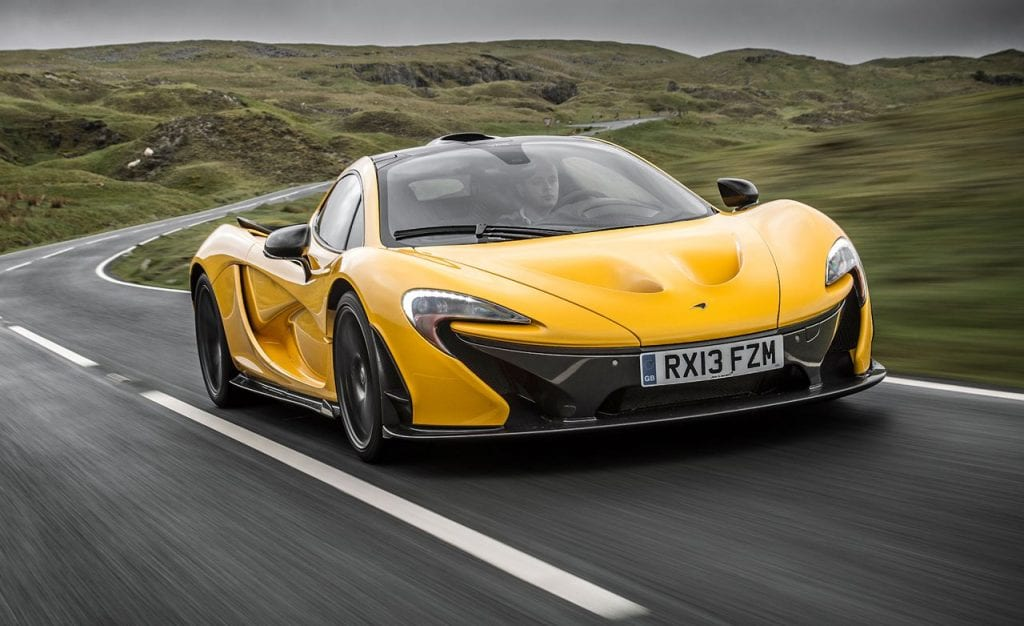 2014 McLaren P1 Top ten incredible cars
