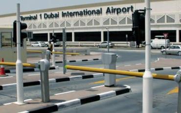 Dubai Airport parking