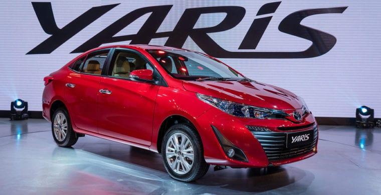 2018 Toyota Yaris Sedan Finds Its Way To The Uae Dubai Abu Dhabi Uae