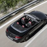 Mercedes C-Class Coupe and Cabriolet