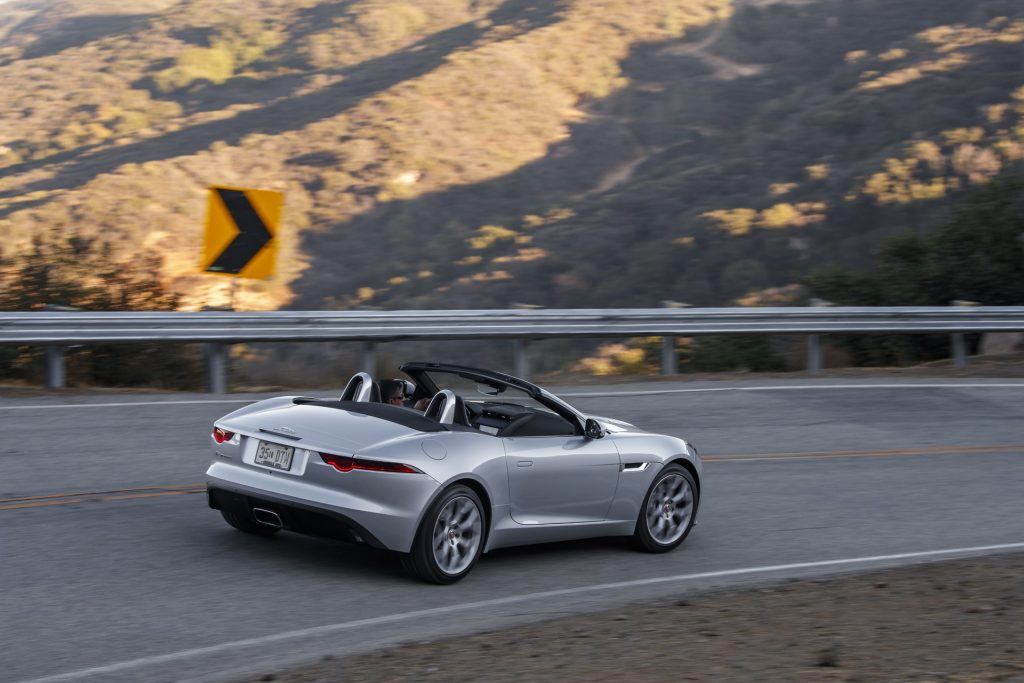 2019 Jaguar F-Type receives new naming system and larger ...