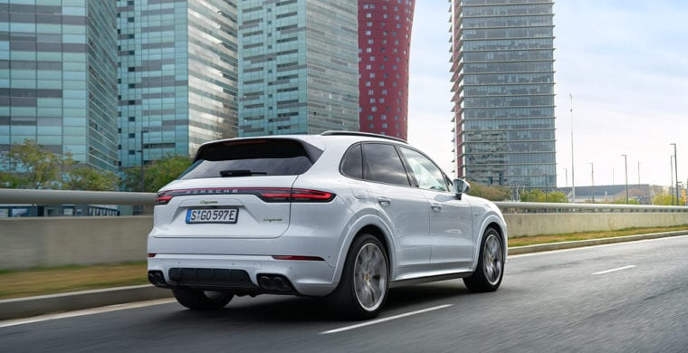 Porsche Cayenne E,Hybrid now available to order in UAE