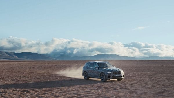 2019 BMW X5 teased, will be offered with an offroad ...