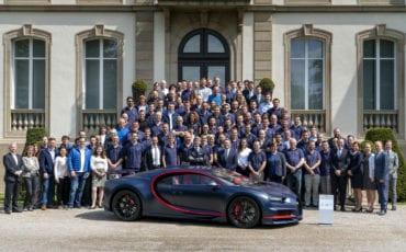 Bugatti Chiron Arab
