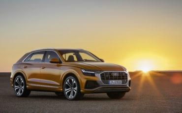 2019 Audi Q8 UAE