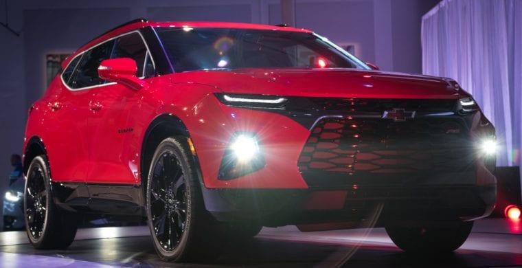 Icymi 2019 Chevrolet Blazer Returns In A Blaze Of Glory Dubai Abu Dhabi Uae
