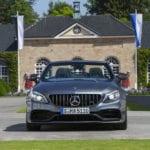 2019 Mercedes C63