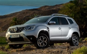 all-new Renault Duster