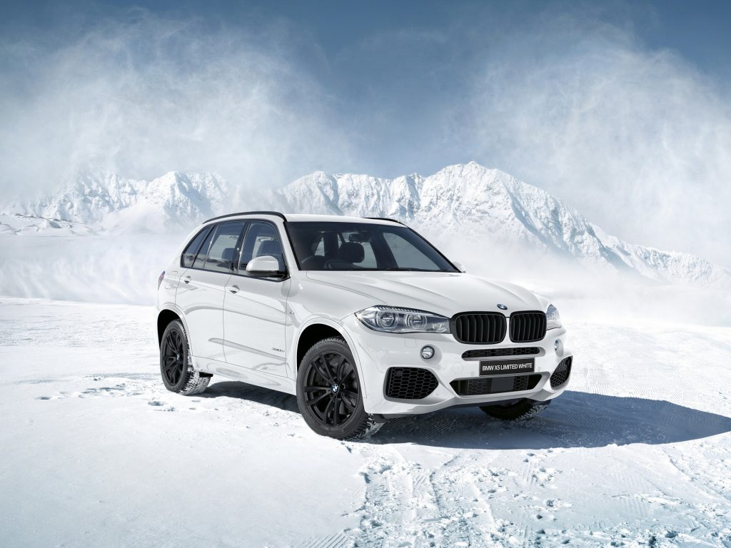 BMW announce Limited Black and Limited White X5 - Dubai ...