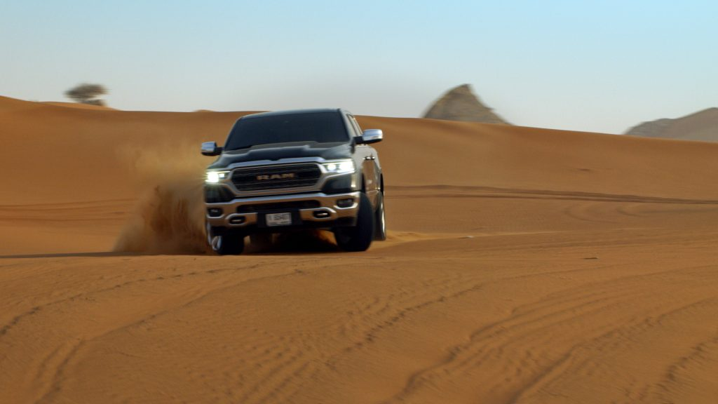 How Many Horsepower Is A 5.7 Hemi >> All-new 2019 Dodge Ram 1500 now available in GCC - Dubai, Abu Dhabi, UAE