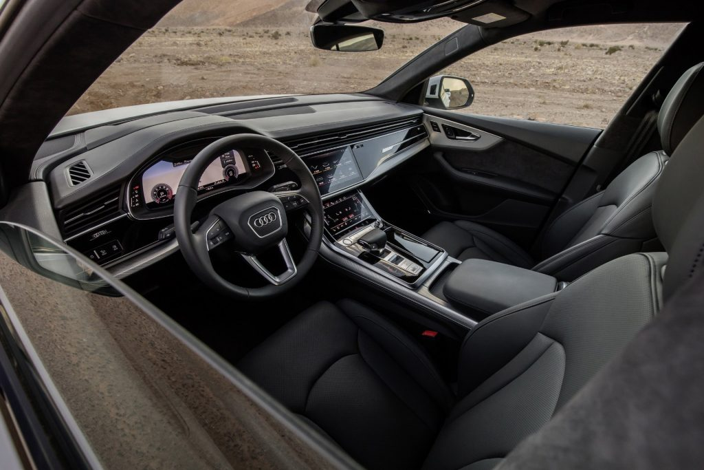 Audi Q8 Available To Order In The Middle East Dubai Abu Dhabi Uae