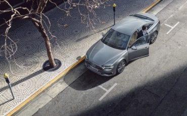 New Audi A6 UAE
