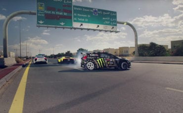 Drifting in UAE