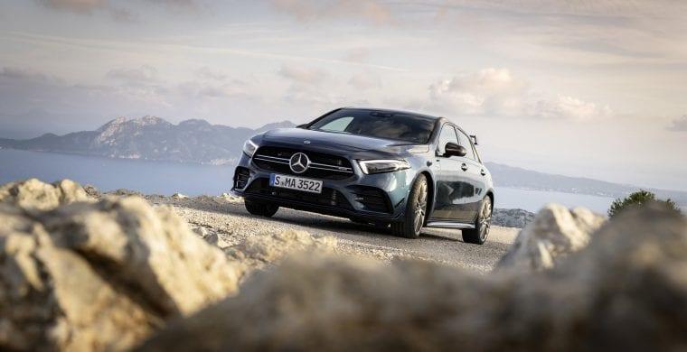 2019 Mercedes AMG A35
