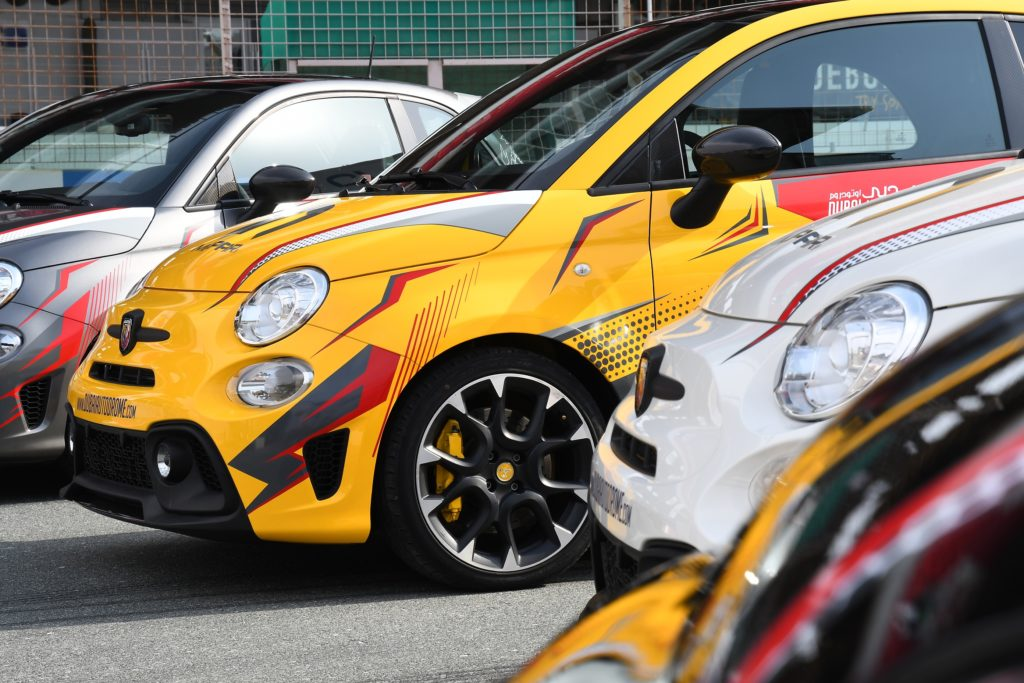 Abarth Club Dubai