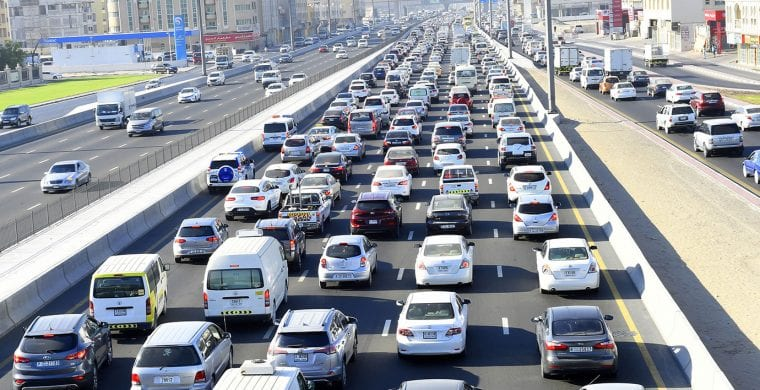 Car-Free Day UAE