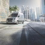 New Mercedes Benz Sprinter
