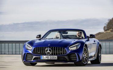 Mercedes AMG GT R Roadster