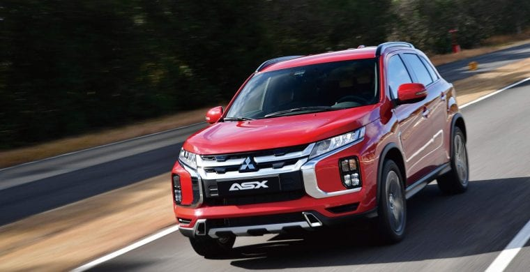 2020 Mitsubishi Asx Revealed With A Fresh Face Dubai Abu