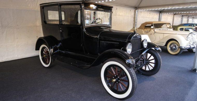 Classic car UAE