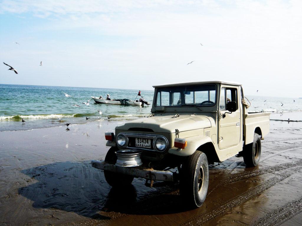 Land Cruiser UAE