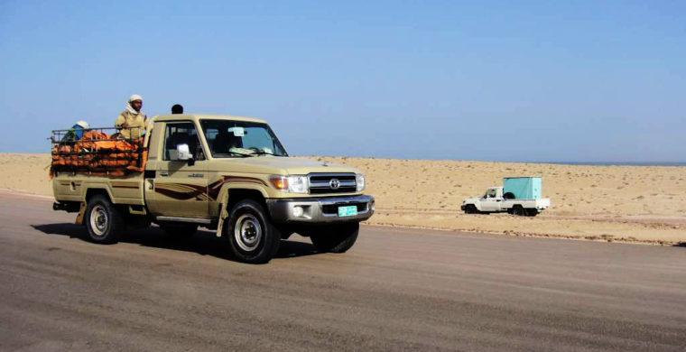 Land Cruiser Oman