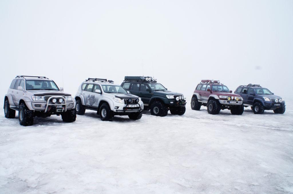 Land Cruiser Arctic