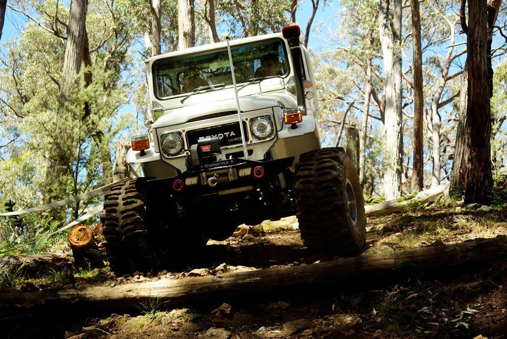 Land Cruiser Australia