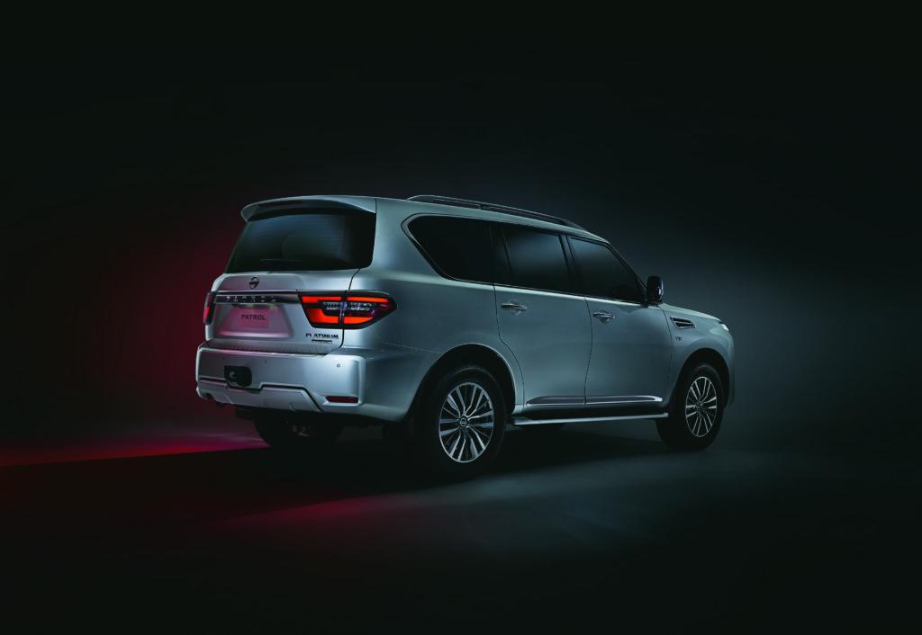 2020 Nissan Patrol Abu Dhabi