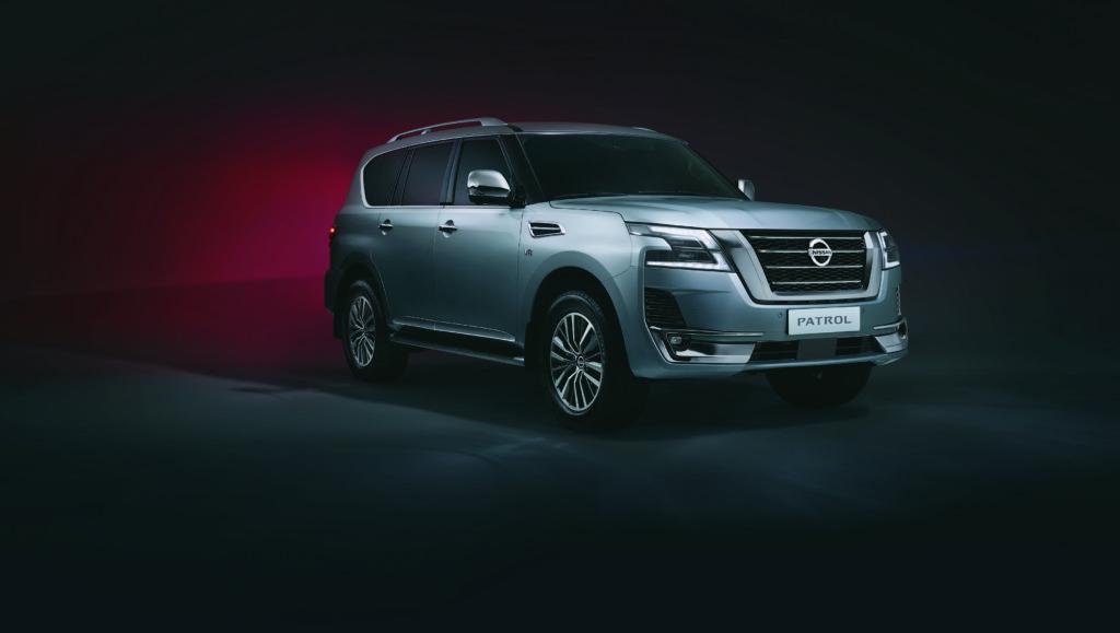 2020 Nissan Patrol Dubai