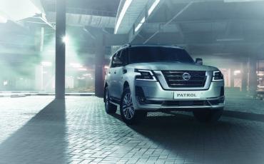 2020 Nissan Patrol UAE