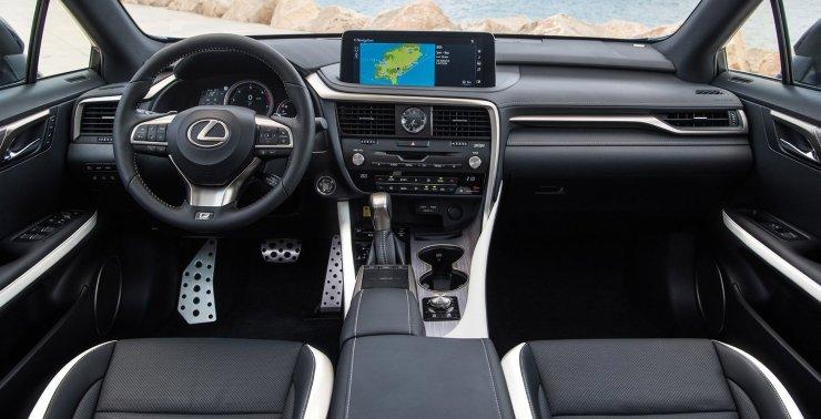 2020 Lexus RX Dubai