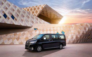 2020 Toyota Granvia Dubai