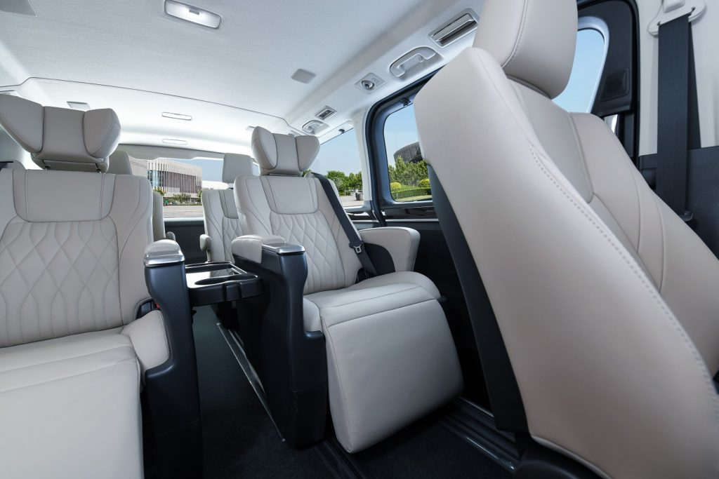 2020 Toyota Granvia