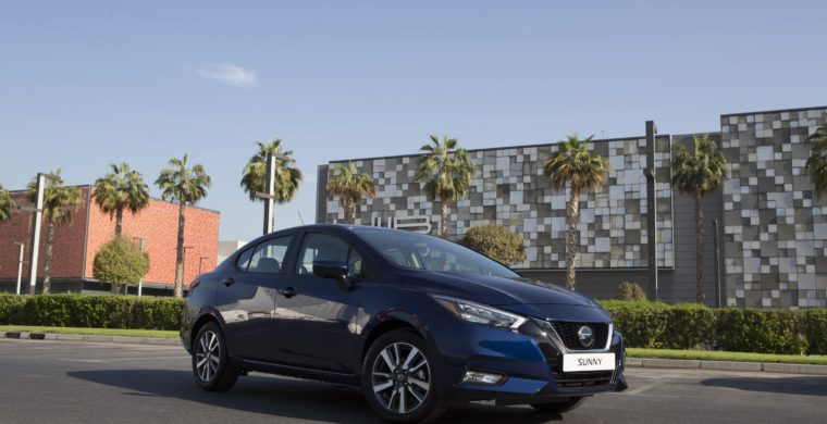 7-years warranty with all new Nissan saloon cars