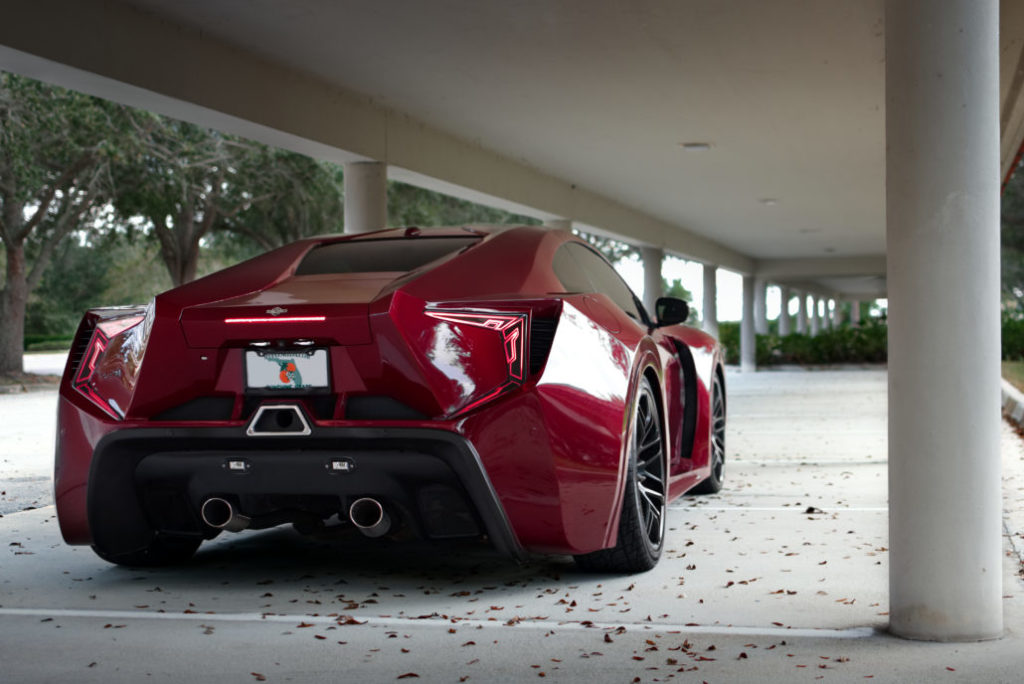 Zedro Motors Notorious