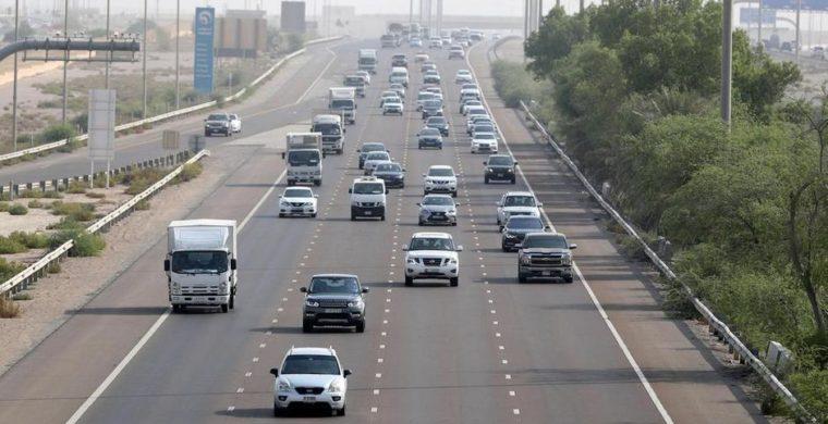 Fast lane driving