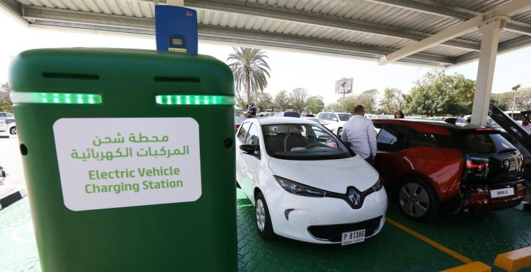 EV Charging in Dubai