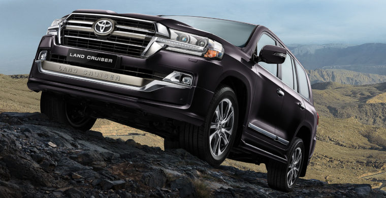 Up to AED 10,000 discounts on Toyota models this Ramadan