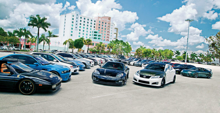 Car club UAE