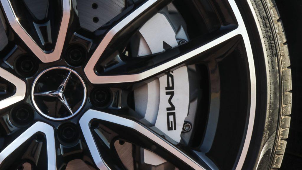 2020 Mercedes-Benz A35 AMG