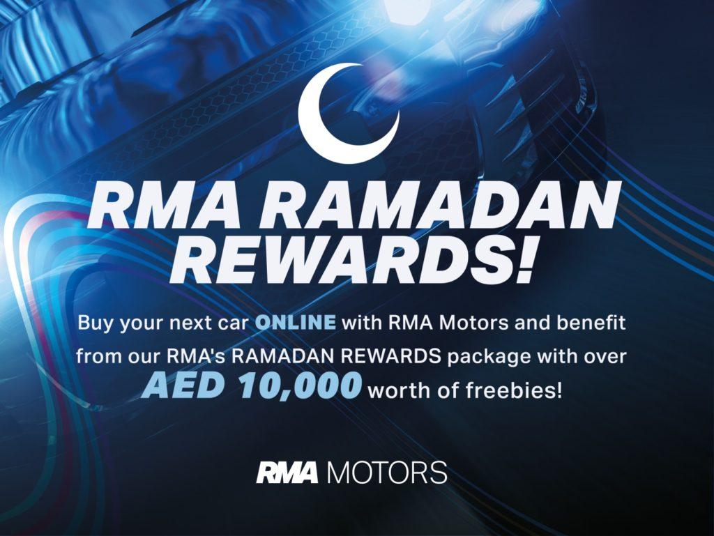 RMA Motors Ramadan Offers