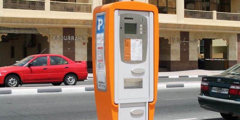 Free parking in UAE