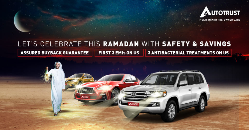 2020 Autotrust Ramadan deals