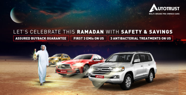 2020 Autotrust Ramadan deals