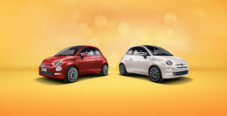 For just AED 999 per month, get your hands on the latest Fiat 500