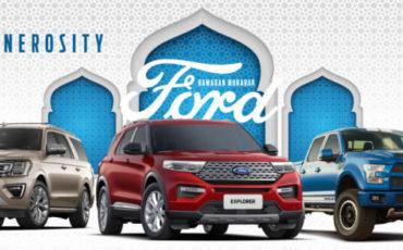 2020 Ford Ramadan Deals