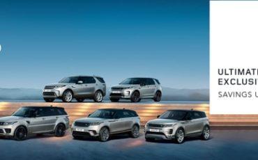 2020 Range Rover Ramadan Deals